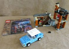 4728 Lego Harry Potter Complete Chamber of Secrets Escape from Privet Drive figs #LEGO