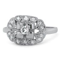 Antique Engagement Rings, Vintage Engagement Rings   Brilliant Earth