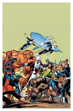 John Bryne's Alpha Flight