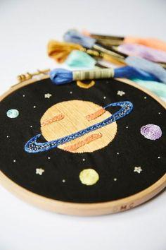 El blog de Dmc: Entrevistamos a Irem de Baobap, bordado mágico #EmbroideryArt