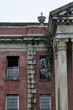 Milledgeville GA Asylum | Old Georgia State Hospital, Milledgeville Ga | Flickr - Photo Sharing!