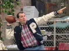 Four Touchdowns in a Game (Al Bundy from Married with Children)
