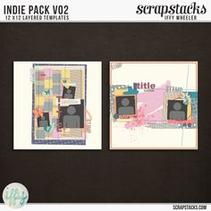 Indie Pack v02 by Iffy