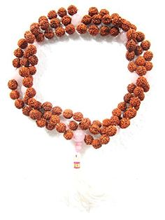 Rose Quartz Rudraksha Spiritual Mala Yoga Meditation Spiritual Enerrgy Mala Beads for Clarity Mogul Interior http://www.amazon.com/dp/B00PFJXWLU/ref=cm_sw_r_pi_dp_Gcqkvb1GTF6Z8