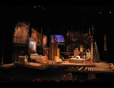 Christopher Pickart - A Streetcar Named Desire at Thte Clarence Brown Theatre. 2009