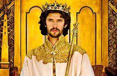 Ben Whishaw as King Richard