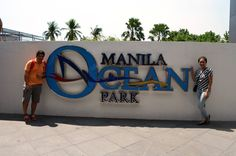 It was Andrew's birthday when he invited us together with my niece Shiela to go to Manila Ocean Par...