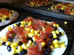 Easy dinner quesadillas