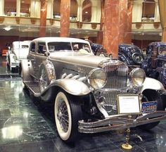 1933 Duesenberg Model SJ***Research for possible future project.