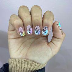 Nail Arts, My Nails, Diana, Nail Designs, Hair Beauty, Chic, My Style, Finger Nails, Polish Nails