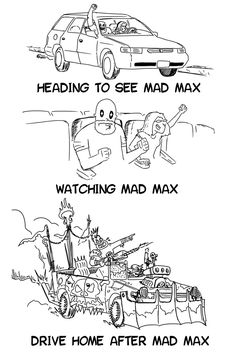 Mad Max: Fury Road Reaction Comic http://geekxgirls.com/article.php?ID=4773