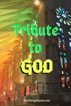 Tribute to God: La Sagrada Familia in Barcelona – Earth Vagabonds Budget Travel, Travel Tips, Antoni Gaudi, Like A Local, Barcelona Spain, Culture Travel, Life Is Beautiful, The Locals, Things To Think About