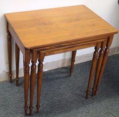Ethan Allen Heirloom Nesting Tables