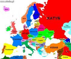 Tak Polacy widzą Europe