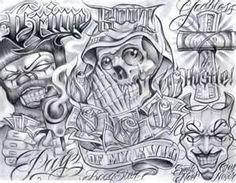 Tattoo Chicanos Style