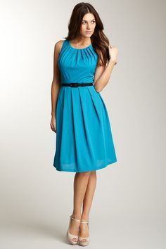 A dress that`s pretty and modern but also modest and not boring! How rare