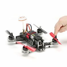 Compatible with 4-5 inch propeller. Compatible with 2204 motor. Can be used with 4S/3S battery. With Seft-protection function. Any questions, please feel free to contact us via email: amazon@eachine.c... Racing Drones For Sale, Drone For Sale, Drone Quadcopter, Amazon, Free, Amazons, Riding Habit