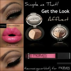 Get the look with Motives #theamazingworldofj