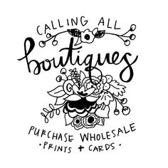 Boutique Wholesale Order Forms by andtheseaPRINTS on Etsy Order Form, Boutique, Handmade Gifts, Cards, Prints, Etsy, Kid Craft Gifts, Craft Gifts, Maps