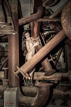 Industrial Girl :)