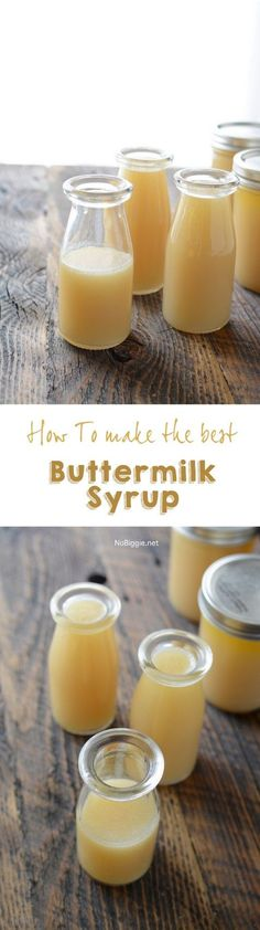 Take your breakfast to the next level with this homemade buttermilk syrup recipe. It's buttery sweetness that just doesn't compare to store bought syrup. Buttermilk Syrup, Homemade Buttermilk, Buttermilk Pancakes, Buttermilk Recipes, Blueberry Pancakes, German Pancakes, Pancakes And Waffles, Thin Pancakes, Homemade Syrup