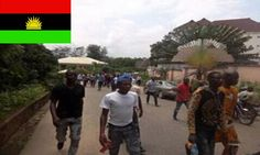 Biafra – Obiano Jittery As Protest To Defy IPOB No Election Order Fails Woefully Fails, Make Mistakes