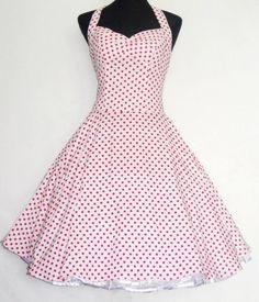 Maggie Tang-Polka dot dress