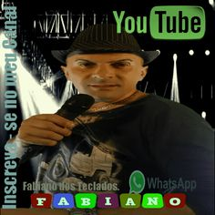 Olá amigos , visite o blogger Fabiano dos teclados,  agradeço por sua colaboração,  curtindo , compartilhando , pois sua participação é algo super importante para nós.   Veja também minhas páginas no facebook. Muito obrigado por sua visita,  em minhas páginas da web.  NOVIDADES NO MEU CANAL DO YOUTUBE,  INSCREVA - SE e faça parte desse meu espaço , voltem sempre que quiser.  https://www.facebook.com/FabianoMusicoTecladista/