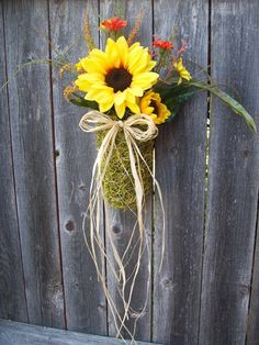 41 Best Fall Church Pew Decorations Images In 2014 Fall Wedding