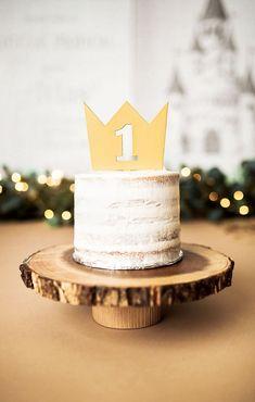 Crown Cake Topper First Birthday Cake Smash Photos or Party Birthday Birthday Boho Wild Things o - Birthday Cake Blue Ideen First Birthday Cake Topper, First Birthday Cakes, 1st Boy Birthday, Boy Birthday Parties, 1st Birthday Ideas For Boys, Birthday Gifts, Birthday Banners, Birthday Invitations, Crown Cake
