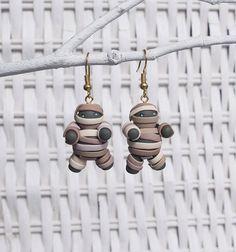 Halloween Jewellery Halloween Clay Earrings Zombie Earrings