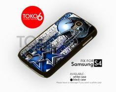 AJ 3395 Dallas Cowboys NFL - Samsung Galaxy IV Case | toko6 - Accessories on ArtFire