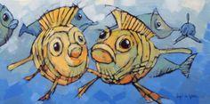 Couple de poissons
