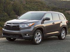Buying Toyota Highlander 2014 - http://whatmycarworth.com/buying-toyota-highlander-2014/