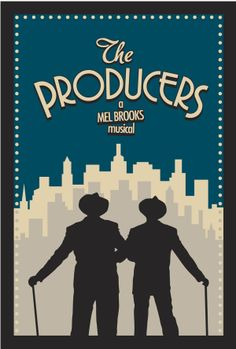 """""""The Producers"""" (1968) starring Zero Mostel & Gene Wilder on Antenna TV -- 6/19/2012 (Tue) 3a ET & 6/21/2012 (Thu) at 9a ET."""