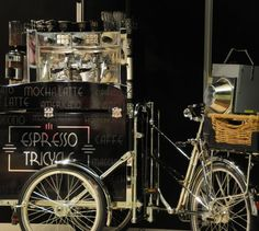 Espresso Tricycle - Drinks Tricycle | London | South East | UK
