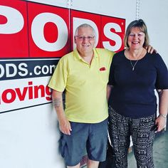 Here's a big shout out to Chris and Barbara ... CONGRATULATIONS on the completion of your new home in SEQld!!! Chris and Barbara moved to Qld from Adelaide and it has been a joy to be a part of their relocation journey over the past year. Enjoy your new home and thank you for choosing PODS! #podsbrisbane #podsadelaide #movinginterstate Packing Supplies, Moving And Storage, How To Level Ground, Storage Solutions, Brisbane, Congratulations, Journey, Joy, Australia