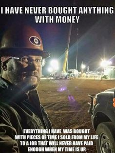 Looking for oilfield jobs? We're your one stop spot for oilfield jobs, oilfield news, oilfield learning and more. Oilfield Humor, Oilfield Man, Oilfield Quotes, Oilfield Trash, Lineman, Oil Jobs, Hard Working Man, Truth Hurts, Man Humor