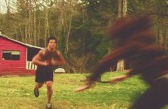 """"""" ✚ WOLF/WEREWOLF GIF HUNT ✚ """" As requested by myself, here is a gif hunt containing small, hq gifs of wolves/werewolves/shape-shifters. These gifs are from The Twilight Saga and can be used in. Twilight Wolf Pack, Jacob Black Twilight, Twilight Saga New Moon, Twilight Saga Series, Alpha Omega Beta, Jacob And Renesmee, Twilight Jokes, Robert Pattinson Twilight, Wolf Photos"""