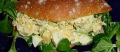 Eiersalade Van La Place recept   Smulweb.nl Dip Recipes, Snack Recipes, Healthy Recipes, Allrecipes, Salads, Brunch, Food And Drink, Meals, Chicken