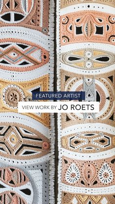 Air dried clay sculptural artworks by South African artist Jo Roets, inspired by diverse cultures and motherhood. South African Artists, Art Competitions, Arts Award, African Culture, Air Dry Clay, Sacred Geometry, Clay Art, Art Direction, Artworks