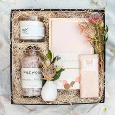 Blush Box from Present Day