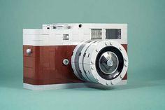 Leica M9 Lego Replica by Chris McVeigh 1