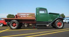 1936 International C35