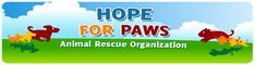 Hope For Paws - Animal Rescue please follow the website here.  They are true heroes and AMAZING people! Thank you for all that you do Eldad and team!