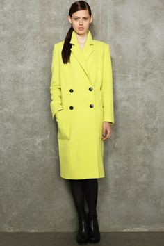 ACID YELLOW HACKNEY - made to order