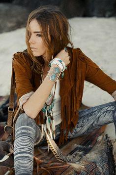 bohemian cowgirl is @MODWESTERN (modwestern.com) (modwestern.com). #MODWESTERN #modwestern