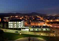 Residencia y Centro de Día para Disminuidos Psíquicos, Terrassa, Barcelona | Sulkin Marchissio SCP