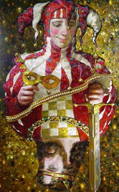 King/Joker of Hearts -victor nizovtsev