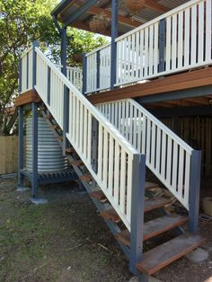 Timber Decks Brisbane, Federation Style Handrail #walkway #handrail #deck #DeKing Phone 1800 335 464 for a Free Site Visit and Quote
